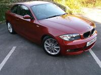 **BMW 123d MSPORT TWIN TURBO 2.0 DIESEL COUPE 2 KEYS FULL HISTORY HPI CLEAR LONG MOT 118d 120d 320d*