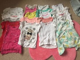 Girls clothes age 5/6