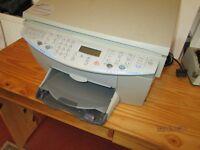 printer & table
