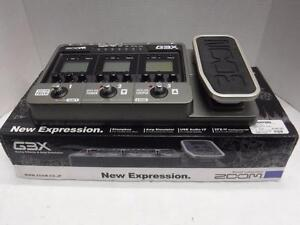 Zoom G3X Guitar Effects Pedal. We Sell Used Pedals. 114028