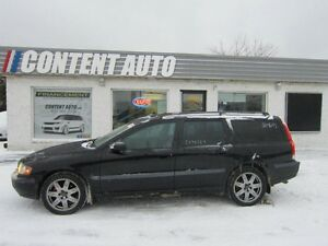2004 Volvo V70 V70 T5 AWD TOUT EQUIPE CUIR TOIT OUVRANT