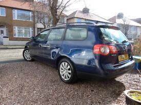 Volkswagen PASSAT Low mileage, long MOT, diesel estate