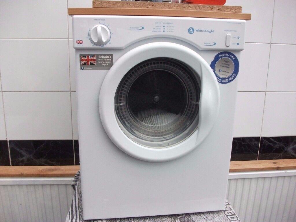 whiteknight dryer small