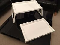 KLIPSK bed trays