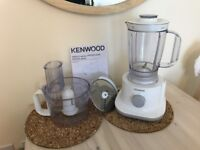 Kenwood Food Processor (used only twice)