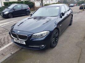 BMW 5SERIES 2013 PCO badge