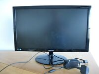 "Samsung 24"" LED Monitor - FLICKERS!"