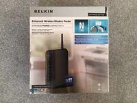 Belkin Wireless Modem/Router