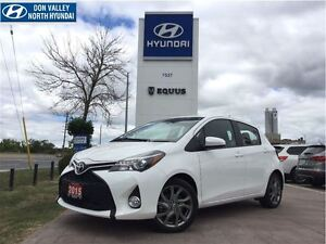 2015 Toyota Yaris SE - DISPLAY AUDIO, ALLOY RIMS