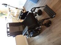 Invacare Bora power chair