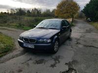 ++++QUICKSALE WANTED BMW 318 M-SPORT+++FRESH 1 YEAR MOT DRIVES GOOD+++