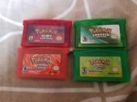 Pokemon game set for Nintendo