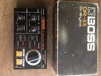 Boss DR-55 Drum machine 808 sounds