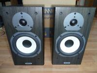 Tannoy Mercury MX2 Speakers Dark Oak