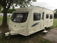 Avondale 2008, Fixed bed, 4 Berth, light weight touring caravan!