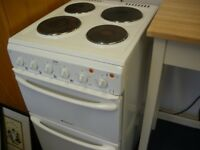 FREESTANDING HOTPOINT/CREDA ELECTRIC COOKER
