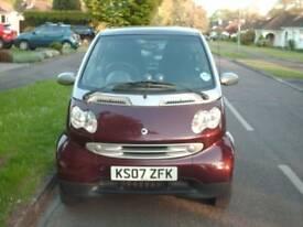 AUTOMATIC SMART CAR PASSION