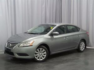 2013 Nissan Sentra S Local Vehicle , Bought at Birchwood Nissan!