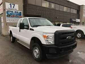 2012 Ford F-350 XL Extended Cab Long Box 4X4 Gas