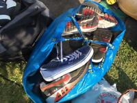 Variety of Trainers/Shoes