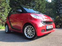 SMART FORTWO 1.0 MHD PASSION - SOFTOUCH AUTOMATIC !!!REDUCED CLEARANCE OFFER!!!