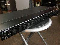Tascam 16x08 Audio Interface EXCELLENT