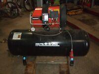 Mattei Compressor & Mikropor Drier