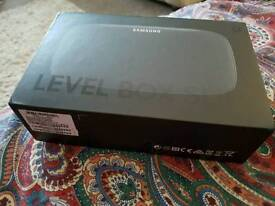 Brand new Samsung Level Box Slim