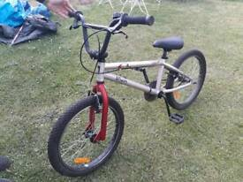 BTwin child's BMX bike