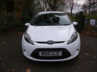 FORD FIESTA 1.4 TDCi Style + 3dr (white) 2010