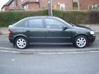 Vauxhall Astra 1.6 Club 5dr