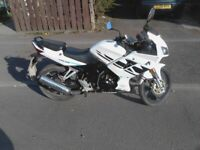 mototek 125cc Learner legal 125cc cheep to run