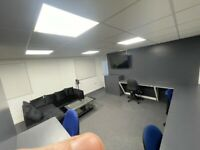 4-5 person office to let - Newquay