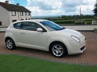 May 2012 Alfa Romeo MiTo SPRINT 8V