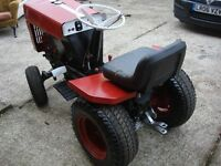 tractor bolens model 1250 full drive ready to go or swap for van