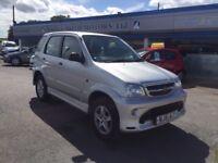 Daihatsu Terios 1.3 SL 5dr MANUAL PETROL