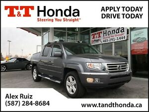 2014 Honda Ridgeline Touring *C/S* *Local Truck, No Accidents, R