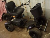 Titan Elite golf buggy with 24v 50ah lithium battery new 2013 £900.00