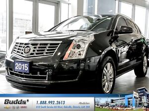 2015 Cadillac SRX Luxury SAFETY AND E-TESTED
