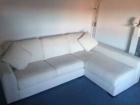 L shape 3 Seater Sofa and 2 Seater Sofa