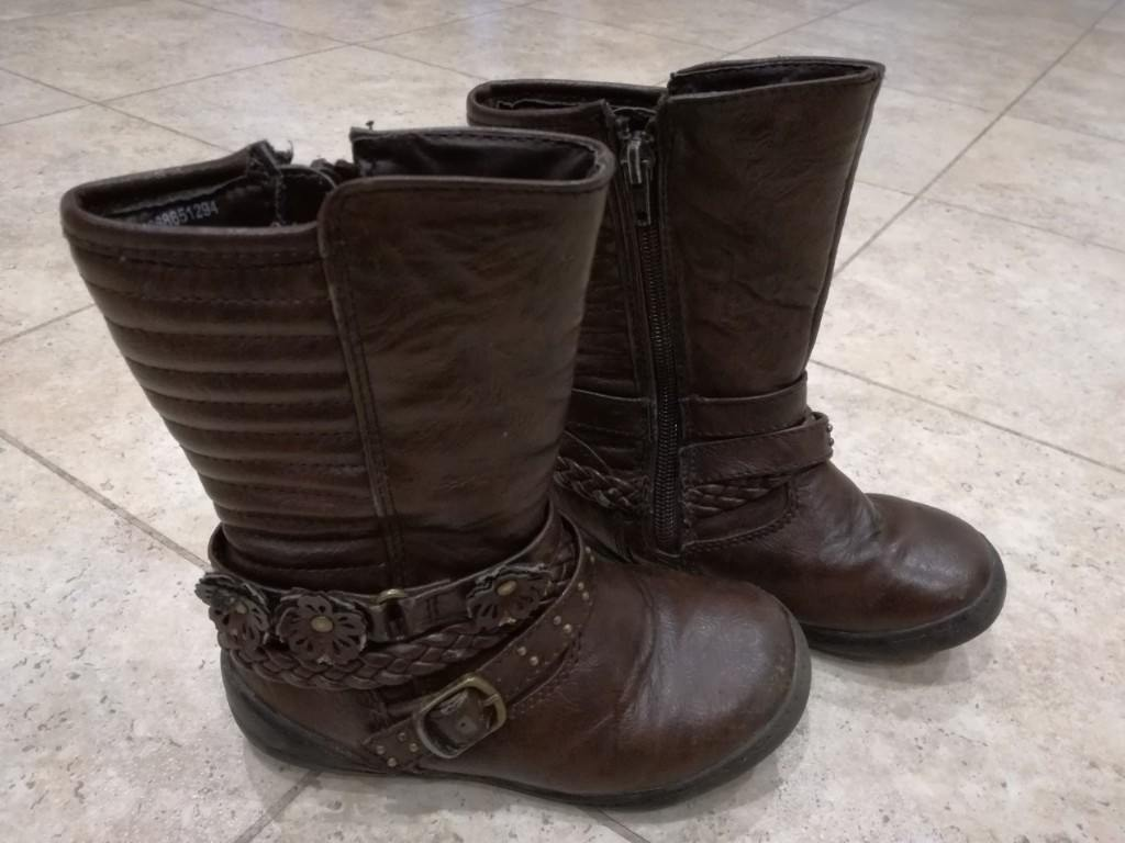 outlet store classic styles various design Sainsburys Brown Girls Boots – Size 9 | in Ilkeston, Derbyshire | Gumtree