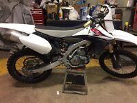 Yamaha yzf 450 2013