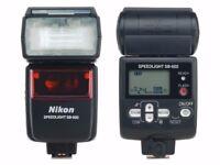 Nikon SB600 Fkash Gun (boxed)