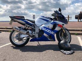Suzuki gsxr K2 1000 2002
