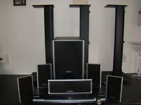 Sony DAV-DZ260 5.1 Surround Sound DVD Home Theatre System for sale