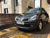 RENAULT CLIO 1.2 TCE / 1 YEARS MOT + NO ADVISORIES / GREAT MPG / ALLOY WHEELS