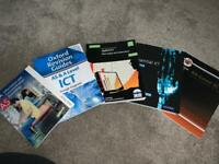 AS and A level ICT Revision guide books