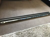 Garbolino Viper Margin 150 Pole Take Apart Pole - Carp Margin Pole Elasticated