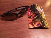 Maui Jim Hanalei 413-02 sunglasses, mint never worn (normally £200+!)