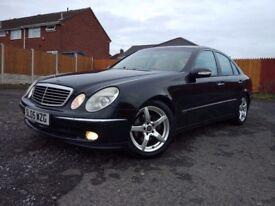2005 Mercedes E Class E220 CDI AUTO AVANTGARDE TOP SPECS